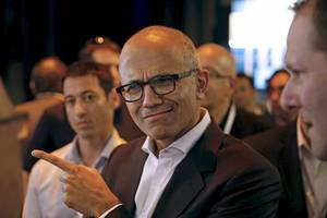 microsoft ceo satya nadella once gave up his green card for love (msft)