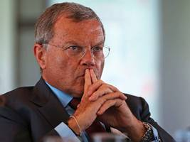 wpp chief sir martin sorrell: google and facebook should worry about government regulation