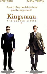 movie review: kingsman: the golden circle