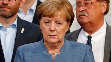 German Chancellor Angela Merkel re-elected for fourth term