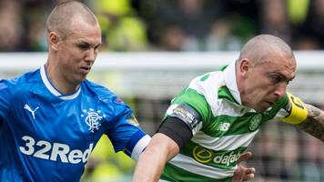 rob maclean: brown masters rangers, mccrorie and mckenna shape up and maclean improvises