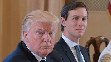 Jared Kushner used private email for White House business