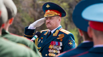 Russia Blames US For Death Of Top General In Syria