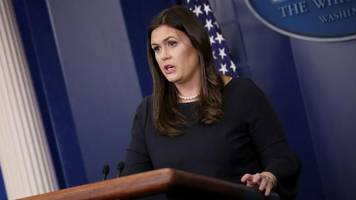 White House: We Have Not Declared War On North Korea; That's Absurd