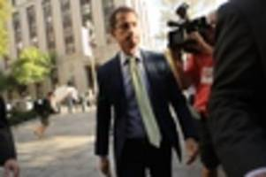 Anthony Weiner Sentenced To 21 Months In Federal Prison