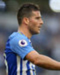 brighton striker tomer hemed facing three-match ban after violent conduct charge