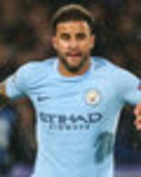 kyle walker: no-one can stop man city if we keep playing like we are