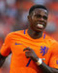 liverpool boss jurgen klopp on quincy promes: he's a very good player