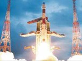 'How India flew to space as Pakistan took to terror'
