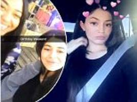 Kylie Jenner throws BFF Jordyn Woods a birthday party