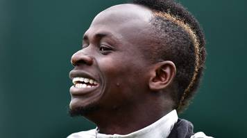 mane available for liverpool against spartak