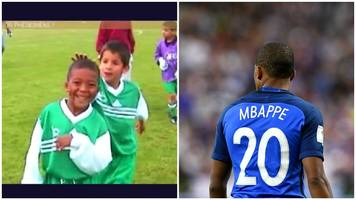 the boy from bondy with the 'maturity of a 40-year-old' - the making of mbappe