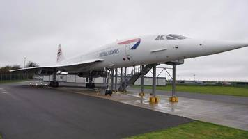 how concord jet plane became concorde