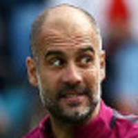 pep urges city forwards to be ruthless