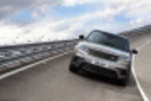 Report: Land Rover to target Mercedes-Benz S-Class with 'Road Rover'