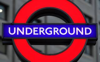 central line part suspended due to a person on the track at marble arch