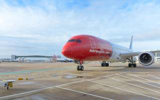 norwegian shares take off after airline gets green light for us flights