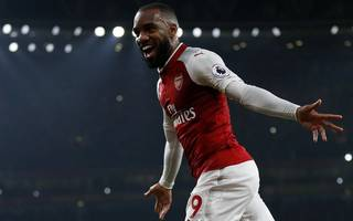 wenger hails lacazette after arsenal beat baggies