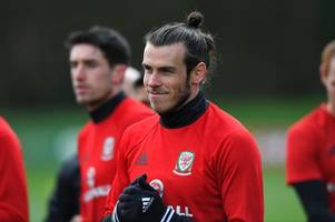 what it is like training with real madrid and wales star gareth bale - tom lockyer