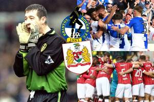 why it's hard for bristol rovers to compete with bristol city, according to nigel martyn
