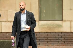 leicester pharmacist tried to 'indoctrinate' two young children by showing beheading video, jury hears