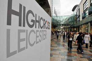 two new stores to open in highcross - with yankee candle and whittard set for leicester shopping centre