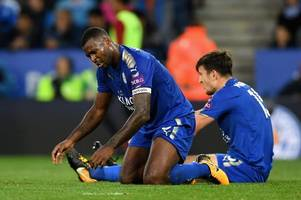 leicester city podcast: is it time for a change after liverpool defeat?
