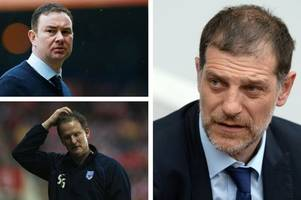 Bilic days are numbered at West Ham as pressure mounts on Grayson at Sunderland in the Sack Race