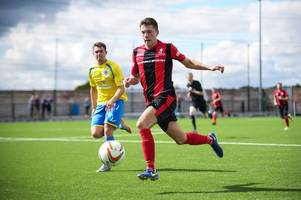 former bristol city forward shining for cirencester town
