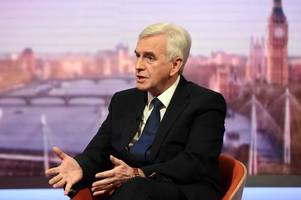 labour shadow chancellor john mcdonnell promises massive investment in road and rail for the midlands and the north
