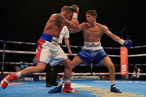 luke campbell fought jorge linares after keeping dad's death secret for two weeks