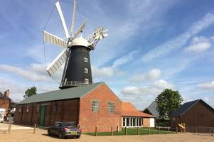 restored lincolnshire windmill to be opened by princess royal next month