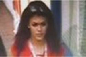 Essex Police release CCTV of woman wanted for questioning linked...
