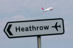 heathrow airport terror probe obstructed by man who refused to give police passwords to devices... now he's been fined