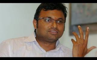 assets worth 1.16 crores linked to karti chidambaram are seized