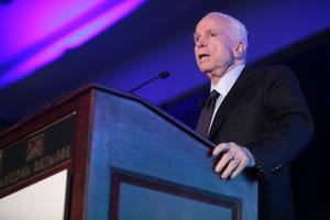 Jennifer Rubin: McCain shows how pathetic his GOP colleagues are