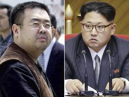 new report reveals murder of kim jong un's half-brother meant to 'horrify world'