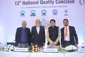 Quality Council of India Hosted the Culmination of its '12th National Quality Conclave'