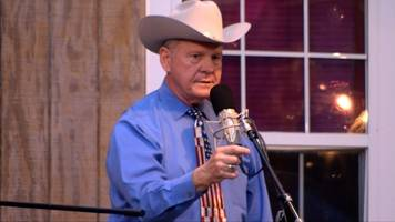roy moore: will this outsider make trump eat his words?