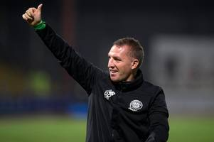 celtic ranked as top passing side in european football ahead of psg and barcelona