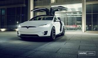 Elon Musk's Autopilot Hype Fooled the U.S. Air Force into Buying a Tesla Model X