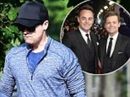 declan donnelly is reunited with ant mcpartlin