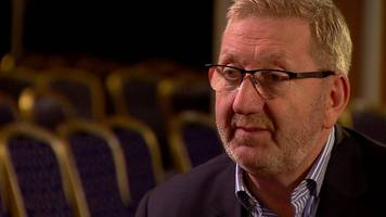 len mccluskey: labour does not have anti-semitism issue