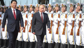 a failing empire, part 1: russia & china's military strategy to contain the us