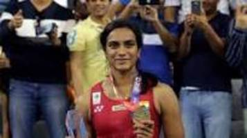 PV Sindhu recommended for Padma Bhushan by Sports Ministry
