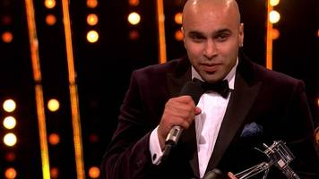 get inspired unsung hero: marcellus baz's journey to sports personality of the year