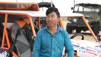 entrepreneurs in the tough kubuqi desert find opportunities from elion investment
