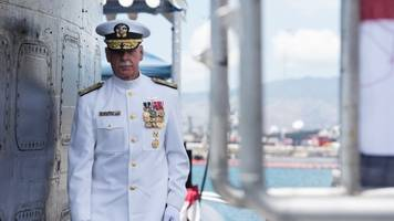 the navy to make another leadership change after deadly incidents