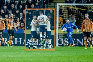hull city 1 preston north end 2 - 30 second verdict as tigers lose thanks to another late goal