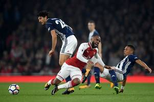 West Brom's post-Arsenal digest: Report, player ratings, Wenger nervy, Pulis' verdict